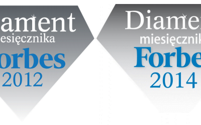 Forbes Magazine Diamond